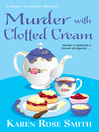 Murder with Clotted Cream